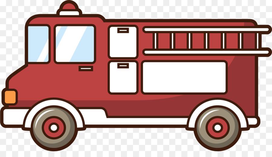كرتون سيارات اطفاء
