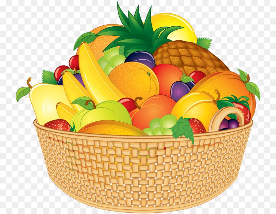 سلة من الفاكهة الفاكهة الكرتون صورة بابوا نيو غينيا