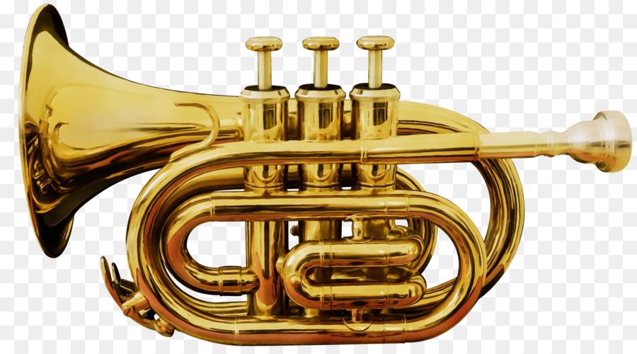 آلات النفخ النحاسية, الآلات الموسيقية, فيينا القرن صورة بابوا نيو غينيا